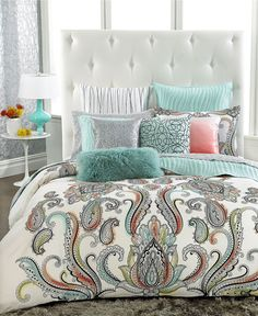 INC International Concepts Marni Bedding Collection-- cant wait to not have…