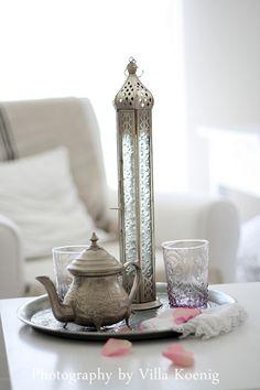 Tea lantern/Lisbeth Dahl