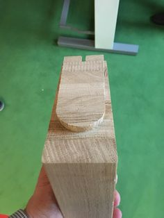 Pfosten Riegel Konstruktion in Eiche mit Zulassung