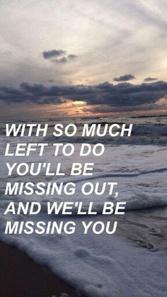 Missing You - All Time Low Save My Life, Of My Life, All Time Low Lyrics, Bae, Nagisa Shiota, Miss You All, Stuck In My Head, Long Stories, Make Her Smile