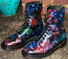 Check out LoveItSoMuch.com to discover unique products like Cosmic Print Dr Martens. Galaxy Shoes for Chic Women.
