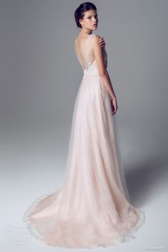 Charming And Elegant Blumarine Bridal 2014 Wedding Gowns Collection | Weddingomania