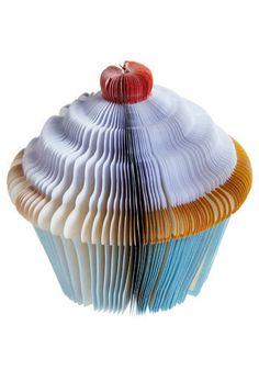 Cupcake note pad $7.99