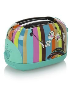 Toaster - just because something is utilitarian doesn't mean it can't also be pretty
