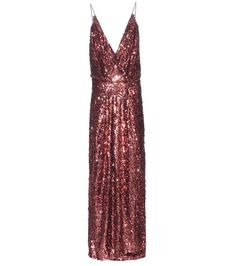 mytheresa.com - Sequin-embellished gown - Luxury Fashion for Women / Designer clothing, shoes, bags saved by #ShoppingIS