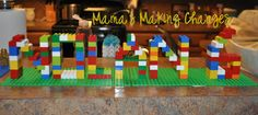 Mama's Making Changes: Lego Party