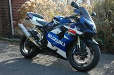 2004 04 Suzuki GSXR 750 K4 Brembo Calipers & Discs Ohlins Steering Damper FSH | eBay