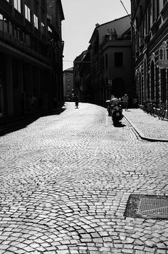 Streets Of Cesena Photograph