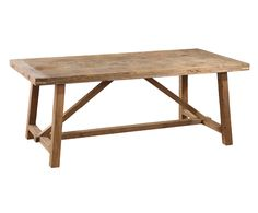 Big and old table Large Dining Room Table, Wooden Dining Tables, Rustic Table, Fine Dining, Dining Area, Dining Bench, Aspen, Common Room, Farmhouse Interior