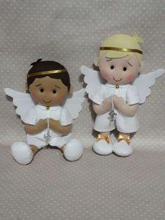 Xmas, Christmas Ornaments, Alice, Teddy Bear, Baby Shower, Holiday Decor, Handmade Christmas, Fabric Dolls, Needle Felted Ornaments