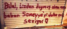 #Turkish Protestors' provocative art in Kadıköy, İstanbul, 2014. Still #chapulling #protest #democracy #istanbul #Turkey