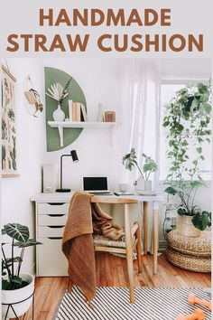 Here's some work space inspo for you. #orderconcept @cozy.happy.home
