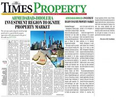Ahmedabad Dholera investment region to ignite property market