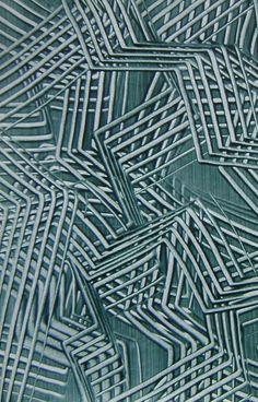 paste paper by Dancing Grey Studio