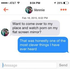 Perfect opening lines for online dating