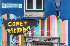 Comet Records (Ceased Trading) [The Streets Of Ireland]