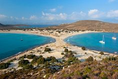 @takemysecrets  Las mejores #playas de #Grecia - best beaches in #Greece  Simos beach