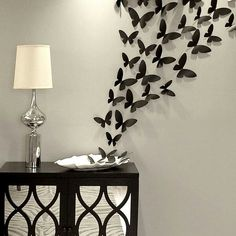 Butterflies....this is so awesome I would think of my friend @Christine Smythe Shirley