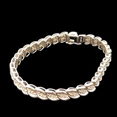 Sterling Jewelry, Sterling Silver, Silver Diamonds, Vintage Costumes, Jewelry Watches, Jewelry Accessories, Tennis, Safety, Bracelets