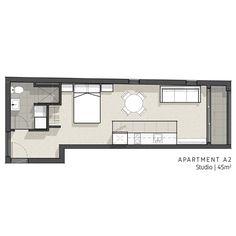 Innovation, Floor Plans, Modern, Design, Trendy Tree, Floor Plan Drawing, House Floor Plans