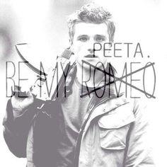 Yes!! Hunger Games / Peeta