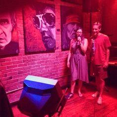 We kind of love karaoke