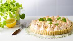 Höyhenenkevyt sitruunamarenkitorttu | K-ruoka #pääsiäinen #jälkiruoka
