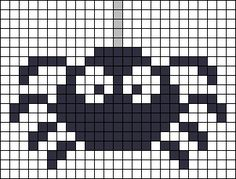 Risultati immagini per pixel art template halloween Pixel Art Templates, Perler Bead Templates, Diy Perler Beads, Perler Bead Art, Hama Beads Halloween, Halloween Crochet, Halloween 1, Hama Beads Patterns, Beading Patterns