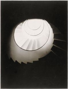 Germaine Krull, Stairs, c. 1930
