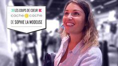 Les coups de coeur Cache Cache de Sophie La Modeuse