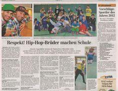 Hip-Hop-Brüder machen Schule