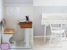 vintage kids desks