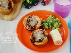 Toddler-ific Pizza Snack Cups | Once A Month Meals | Freezer Cooking | OAMC