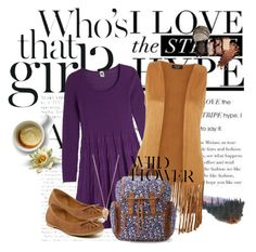 """""""Western Purple"""" by fixthe1 on Polyvore featuring M Missoni, Seychelles, Mudd, Pamela Love and western"""