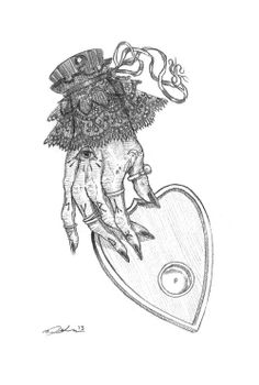 Robert Kraiza Witch Postcard Set