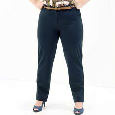 Calça Malha Marinho Calça Plus Size com corte social em malha eurocaram com zipper na frente cós e bolsos traseiro #calcaplussize #plussize #modaplussize #modaplussizebrasil #mulherplussize #mulheresplussize #tamanhogrande #vickttoriavick #modaplussizebr #plussizebrasil #plussizefashion #modagg #moda #fashion #feitonobrasil #plussizes #plussizebr #gordinhasdobrasil #modafemininaplussize #somosplussize #lojaplussize #lojafeminina #mulheresreais