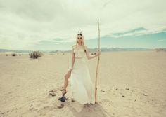 Boho Brides, Rejoice: Mara Hoffman Debuts A Line Of Wedding Gowns