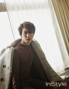 2014.12, InStyle, CNBLUE, Jung Yonghwa