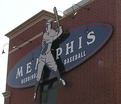 Memphis Redbirds, Autozone Park, Memphis Tn
