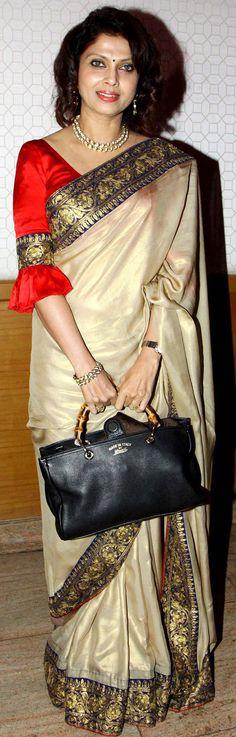 Varsha Usgaonkar at the All India Achiever's Awards. #Bollywood #Fashion #Style #Beauty