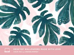 New Wallpaper Macbook Air Image Dresses Ideas Plant Wallpaper, Summer Wallpaper, Trendy Wallpaper, New Wallpaper, Cute Wallpaper Backgrounds, Cute Wallpapers, Wallpaper Downloads, Air Image, Plant Background