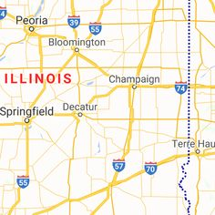 Iowa Department of Transportation Trucker Information Illinois, Road Conditions, Iowa, Transportation, Map, Location Map, Maps