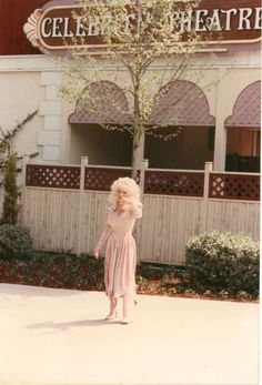 Plans for $300 million upgrade to Dollywood - I hope to visit upon completion!  Pictured is the way the Celebrity Theater looked in the late 80s.
