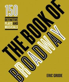 Cover image for The book of Broadway :