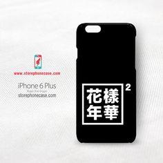 BTS Papilon Logo iPhone 6 6s Plus Cover Case