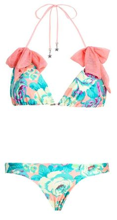 Bathing Suits│Vestidos de Baño - #BathingSuits - #Swimsuit