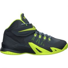 afa85a4e3d75 NIKE LEBRON SOLDIER 8 NEUTRAL BASKETBALL SHOES GRADE-SCHOOL KIDS TheNike Zoom  LeBron Soldier VIII