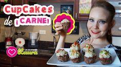 Recetas para niños como hacer pastel de carne -Comida Saludable-