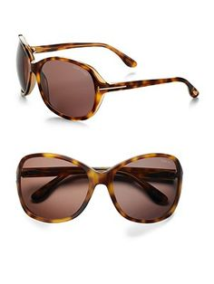 Tom Ford Butterfly Sunglasses