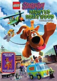 Lego Scooby-Doo! Haunted Hollywood - 6/23/2016